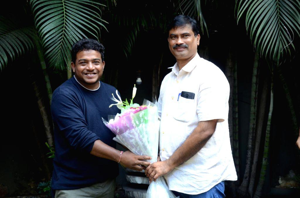 Director Sagar Chandra Released Aadatarama Ninnu Chooda Tarama Movie First Look