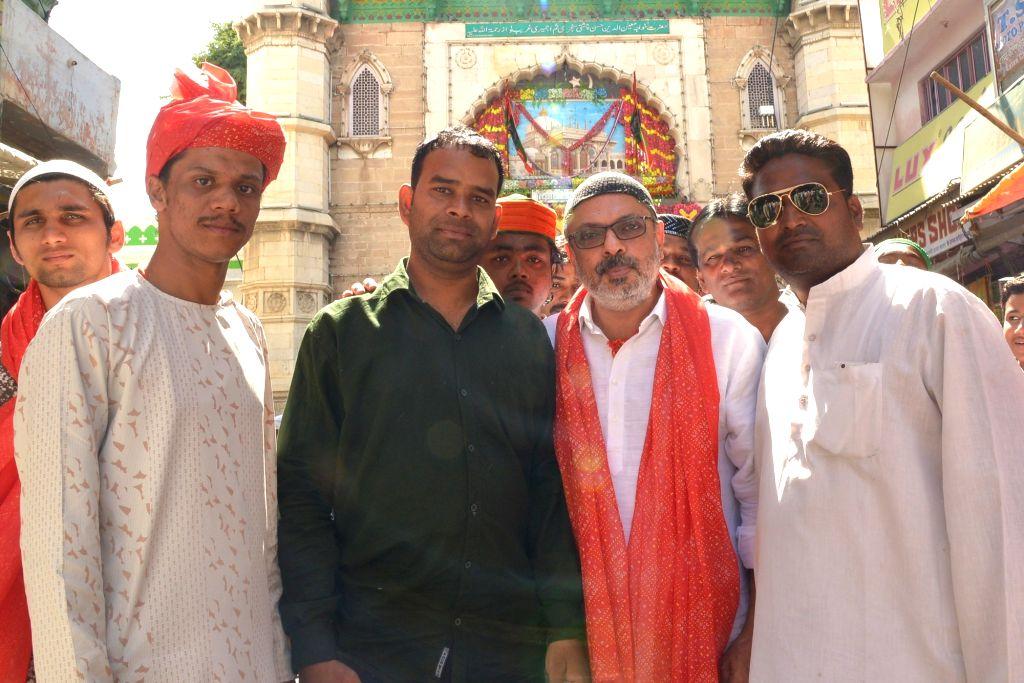 Director Sanjay Leela Bhansali visits Ajmer Sharif Dargah on Oct 22, 2016.