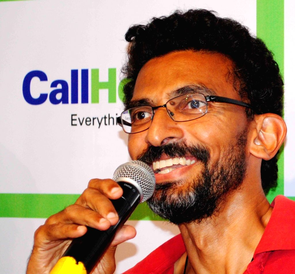 Director Sekhar Kammula addresses during a programme at Radio Mirchi in Hyderabad on July 25, 2017.