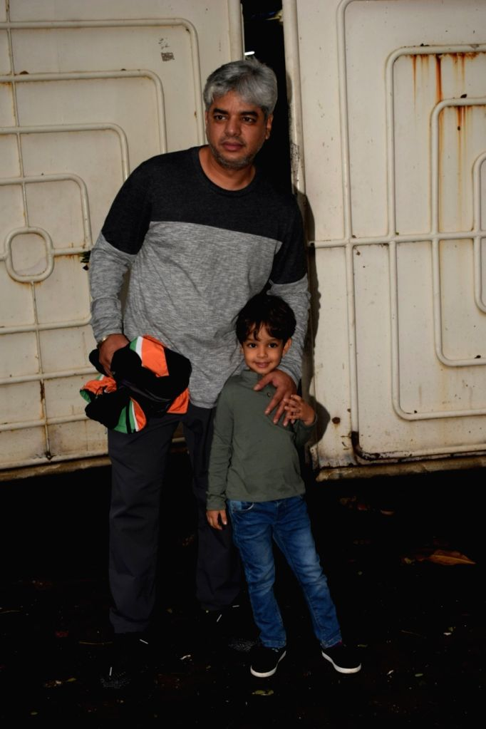 """Director Shaad Ali at the special screening of film """"Soorma"""" in Mumbai on July 11, 2018."""