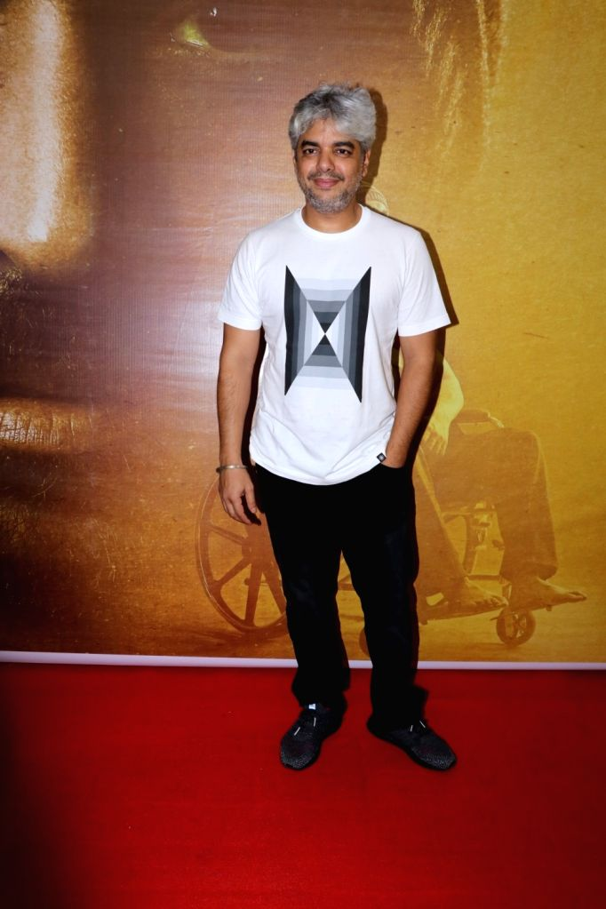 """Director Shaad Ali at the success party of his film """"Soorma"""" in Mumbai on Aug 3, 2018."""