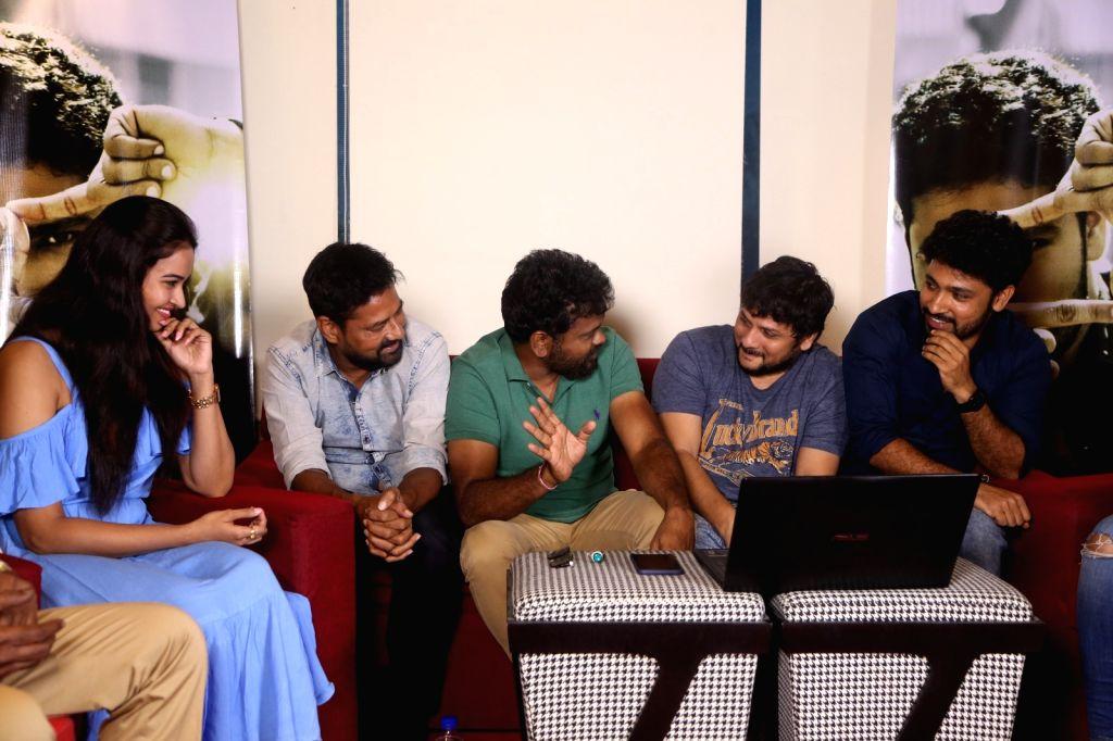 Director Surender Reddy during a programme on Hyderabad, July 05, 2017. - Surender Reddy