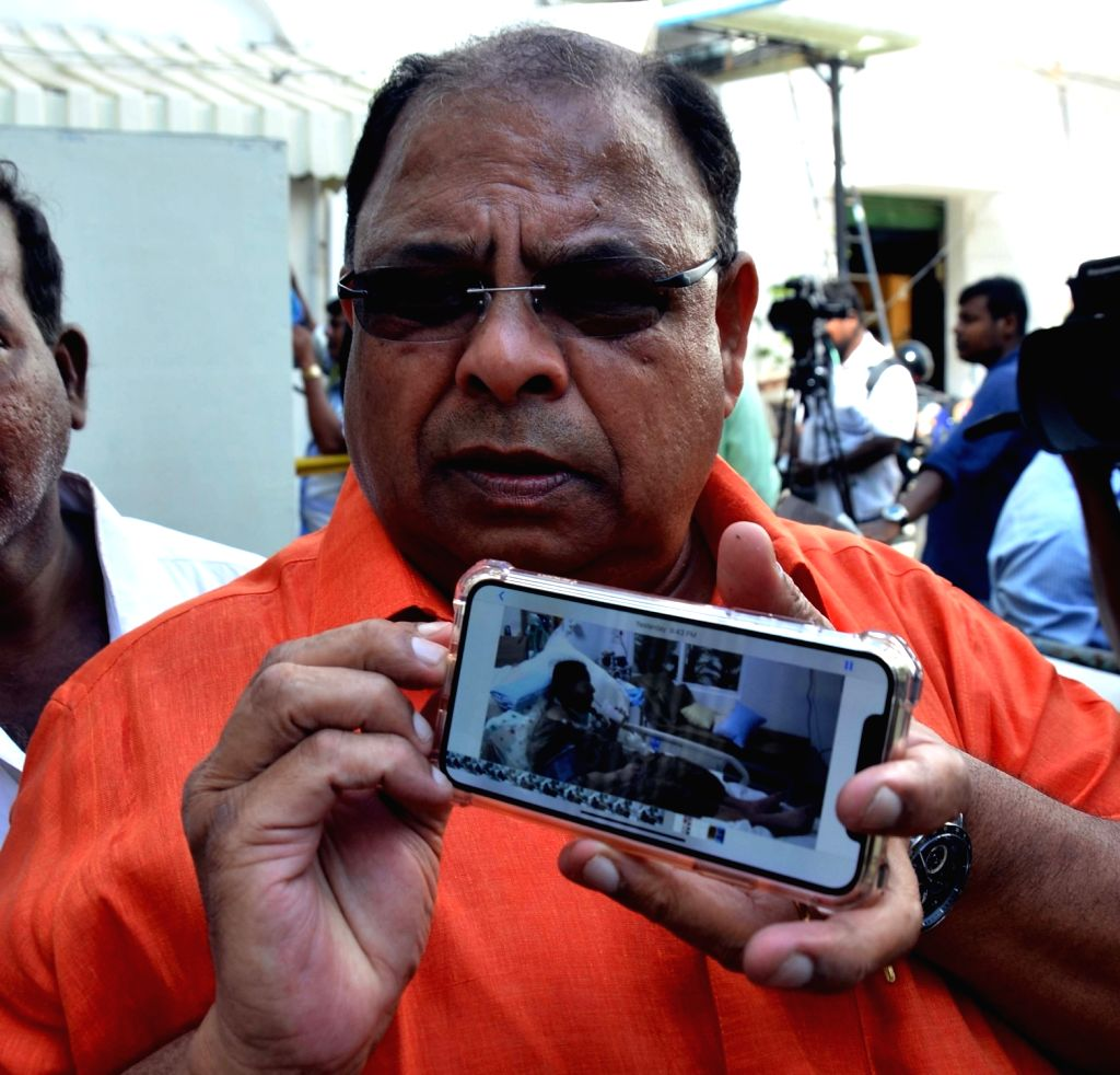 P. Vetrivel releases Jaya vide...