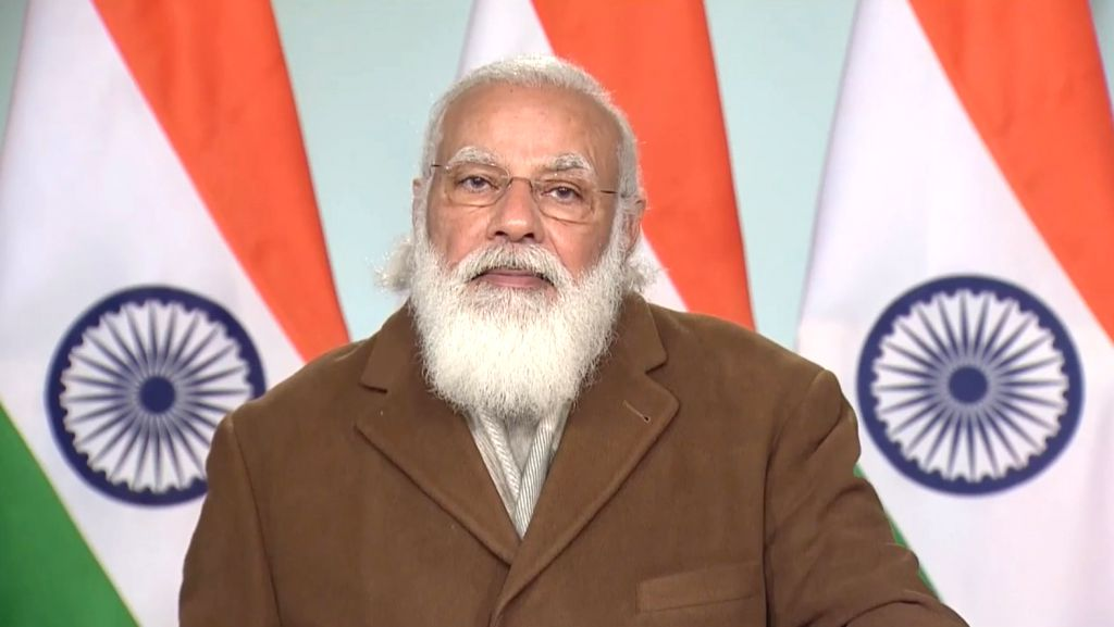 Distressed to see news on rioting and violence: PM on US Capitol chaos (Photo: IANS)