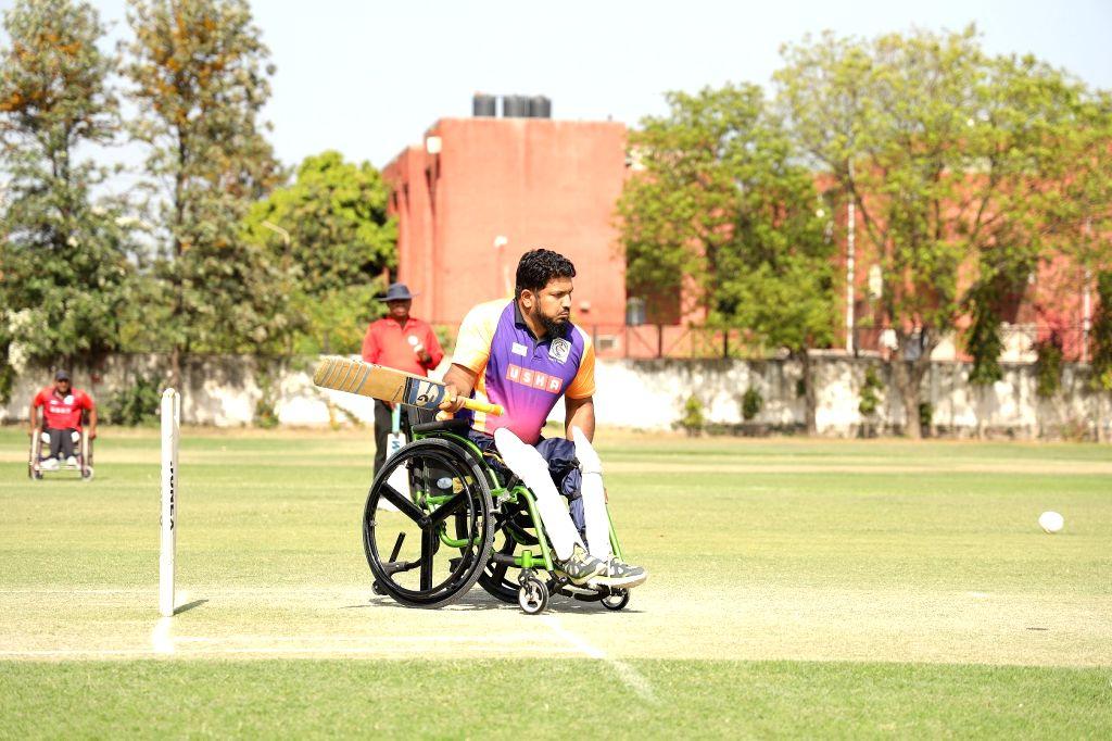 Divyang Cricket League: Big wins for Satluj XI, Jhelum XI.