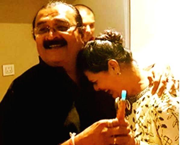 Divyanka's parents set an 'example of unadulterated love'.