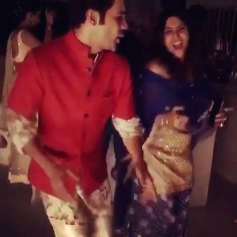 Diwali is over but it seems the festive fever still rages on for many people including celebrities, who continue to post celebratory videos and pictures on social media. Among the many videos still ... - Rajkummar Rao and Ekta Kapoor