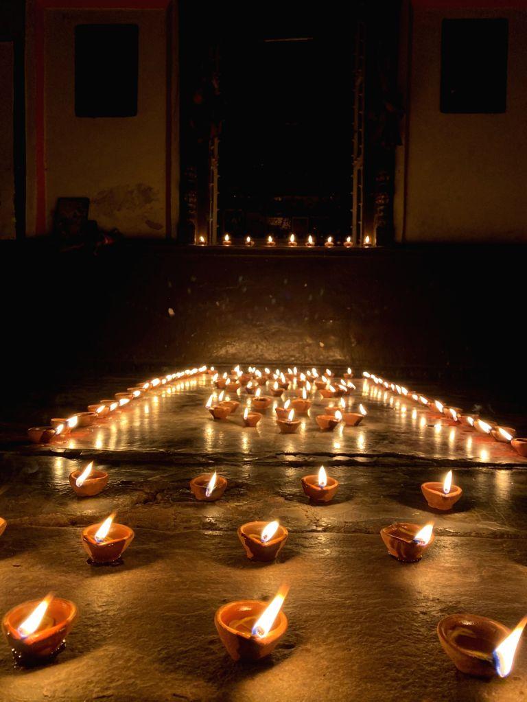 Diwali photos by leading photographer Amit Mehra.