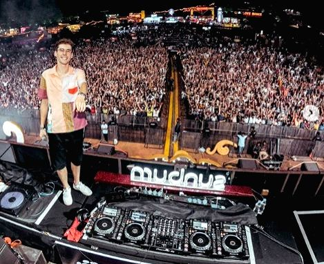"""DJ Felix De Laet, who is also known as Lost Frequencies, says he does not have any fixed process of creating music. The popular international deejay believes in experimenting and """"messing around""""."""