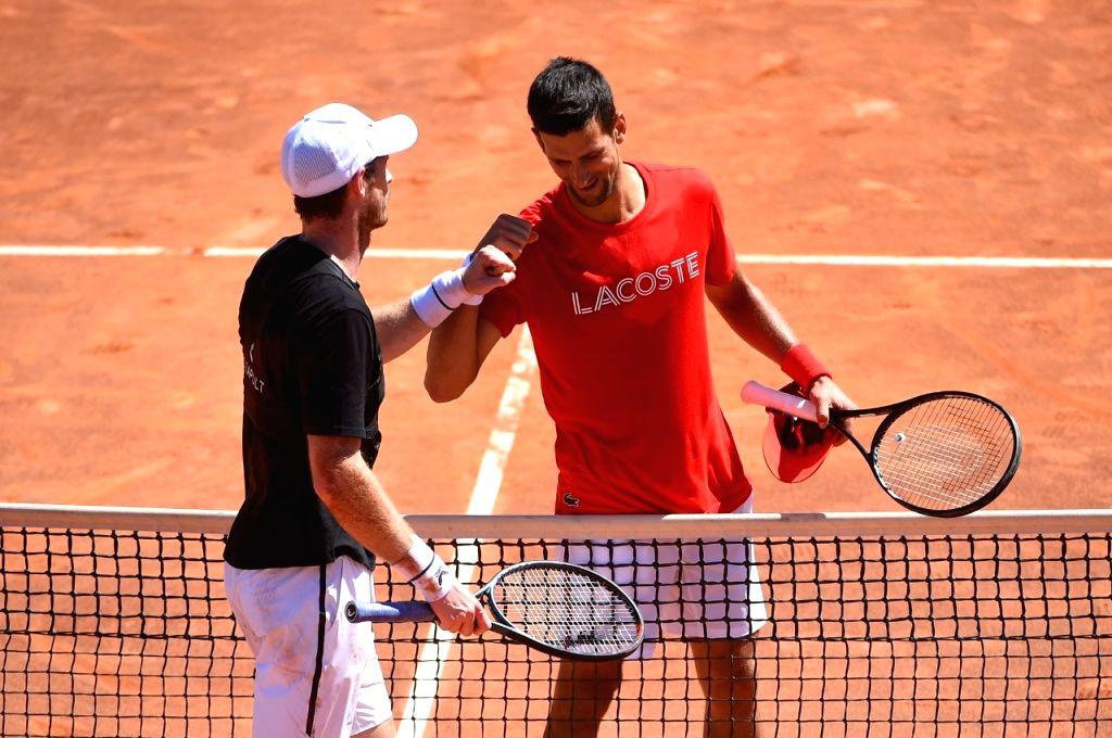 Djokovic rallies to overcome teenager Musetti, enters quarters