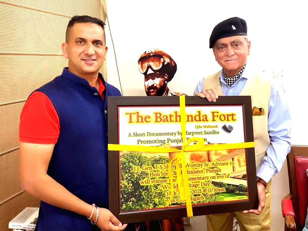 Documentary on Punjab's fort built in sixth century.