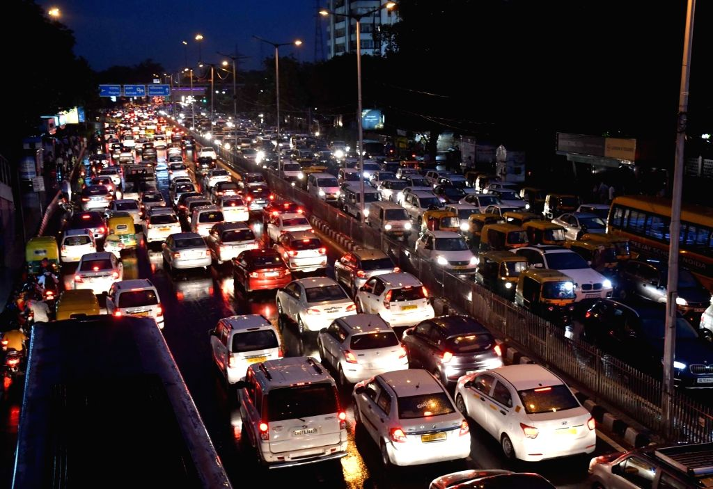 Domestic passenger cars. (File Photo: IANS)