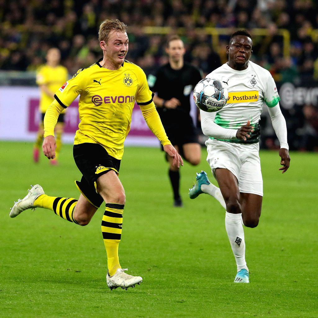 Gladbach Gegen Dortmund 2020
