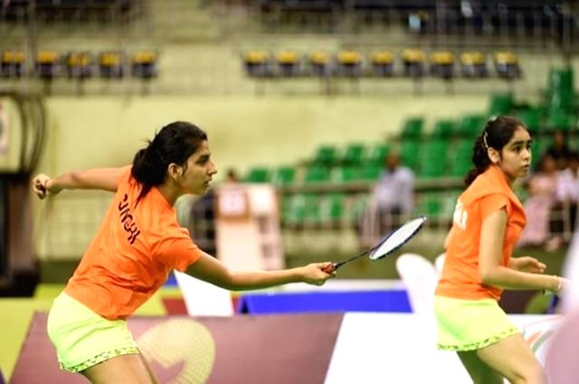 Doubles shuttlers Simran Singhi and Ritika Thaker have been picked up for Asian Junior Championship Team Squad.