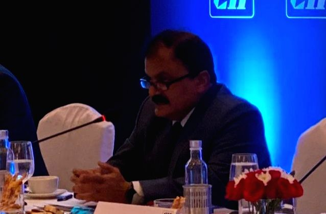 DPIIT Secretary Guruprasad Mohapatra. (Photo: twitter@DIPPGOI)