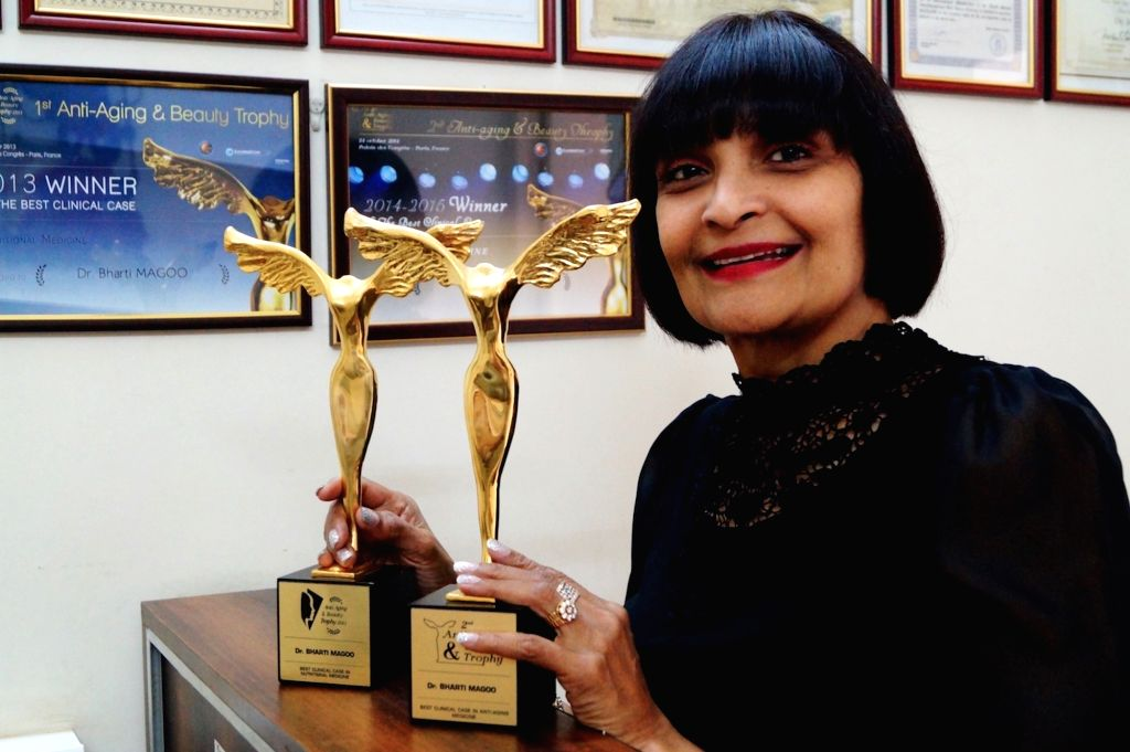 Dr Bharti Magoo, Aesthetician, Anti-aging physician.