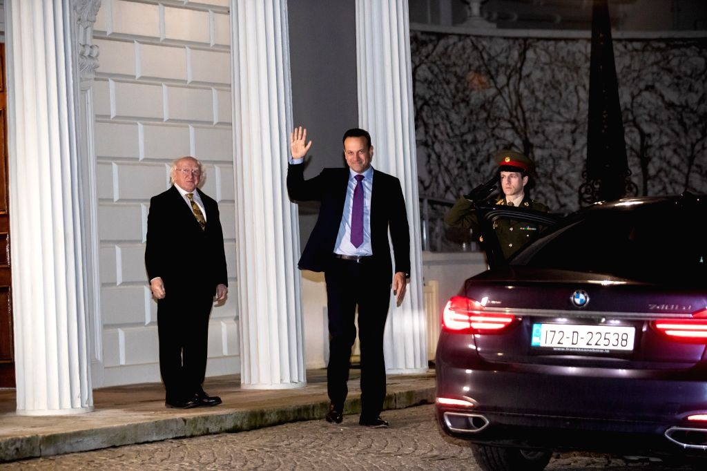 Draft agreement reached on formation of new Irish govt )