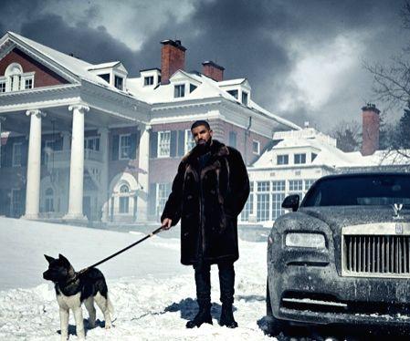 Drake. (Photo: facebook@Drake)