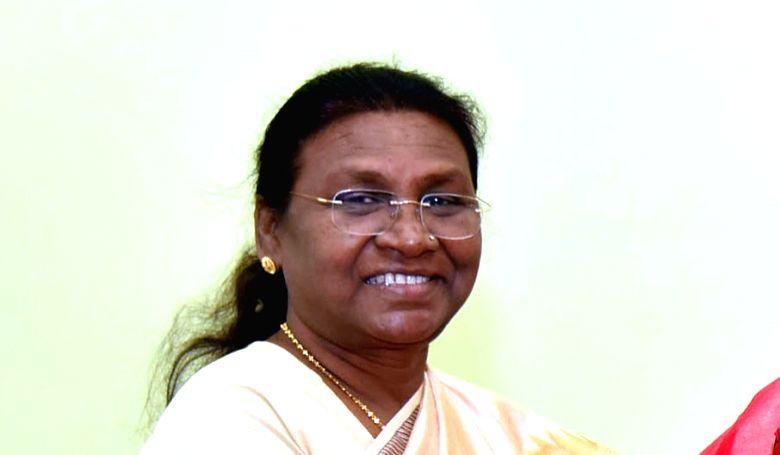 Draupadi Murmu. (File Photo: IANS)