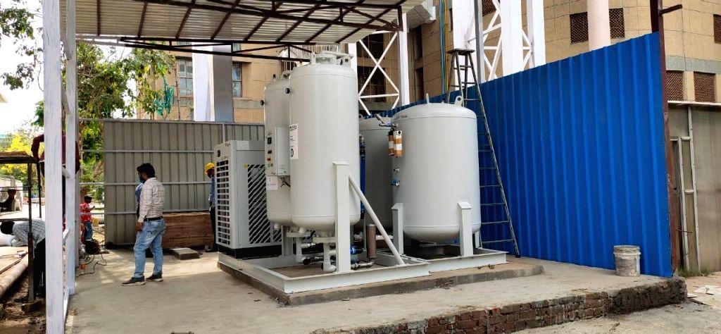 DRDO starts installing 5 medical O2 plants in Delhi, Haryana