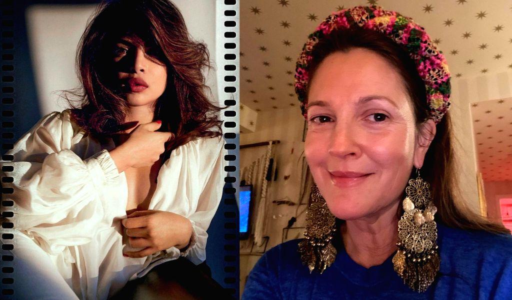 Drew Barrymore to Priyanka Chopra: I've loved you at first sight.(photo:Instagram) - Priyanka Chopra