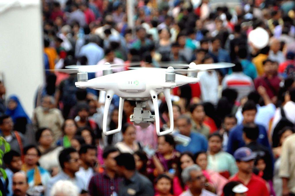 Drone cameras. (File Photo: IANS)