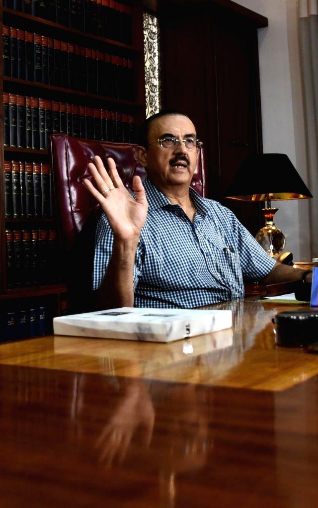 Drugs, Bollywood overshadowing truth behind Sushant death: Vikas Singh - Vikas Singh