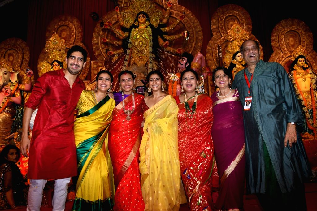 Durga Puja led by Bollywood's Mukherjee family to go virtual this year too