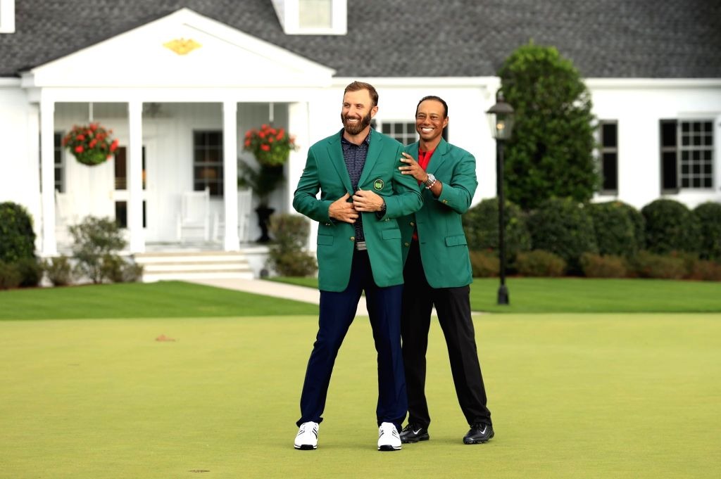 Dustin Johnson wins Augusta Masters with record-breaking score