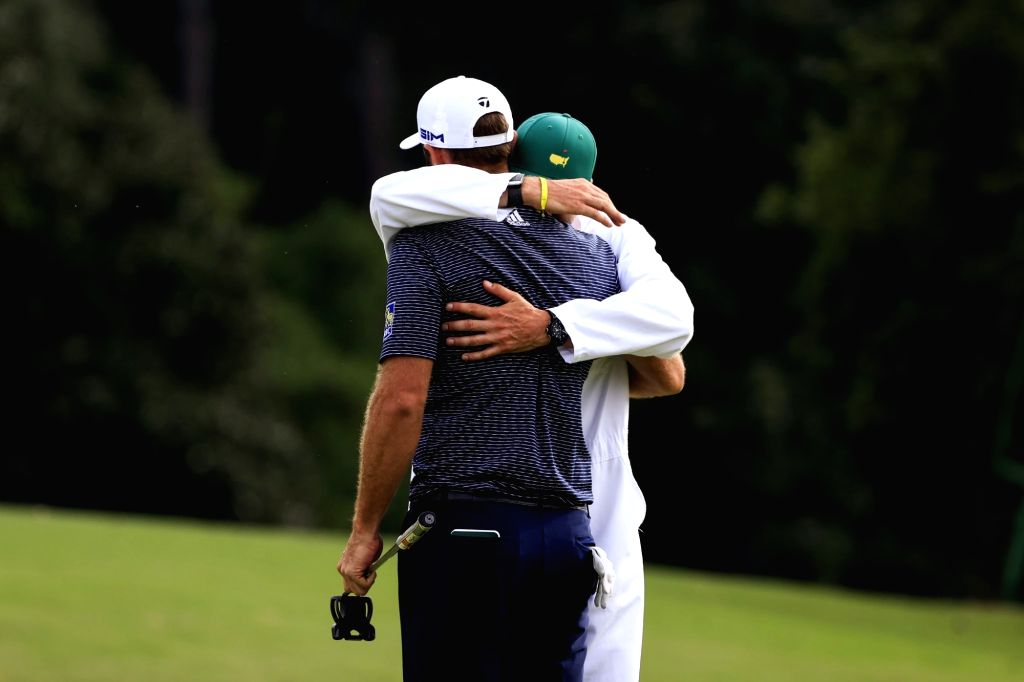 Dustin Johnson wins Augusta Masters with record-breaking score lead
