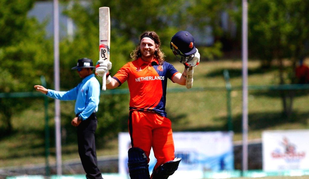 Dutch player O'Dowd scores first T20I ton for country