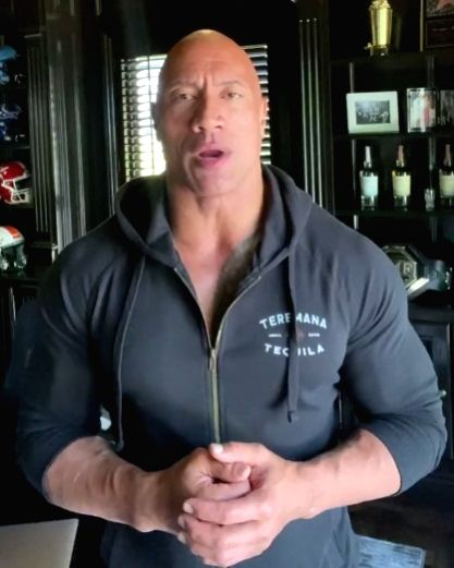 Dwayne Johnson, family had tested Covid positive; have recovered.