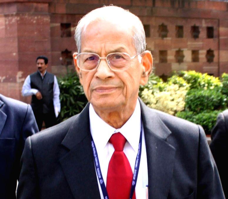 E. Sreedharan. (File Photo: IANS)