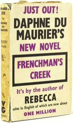 Early editions of Daphne du Maurier\'s novels, showcasing her bestselling status