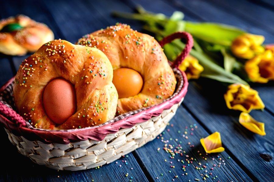 Easter spirit with chef Kunal Kapur.