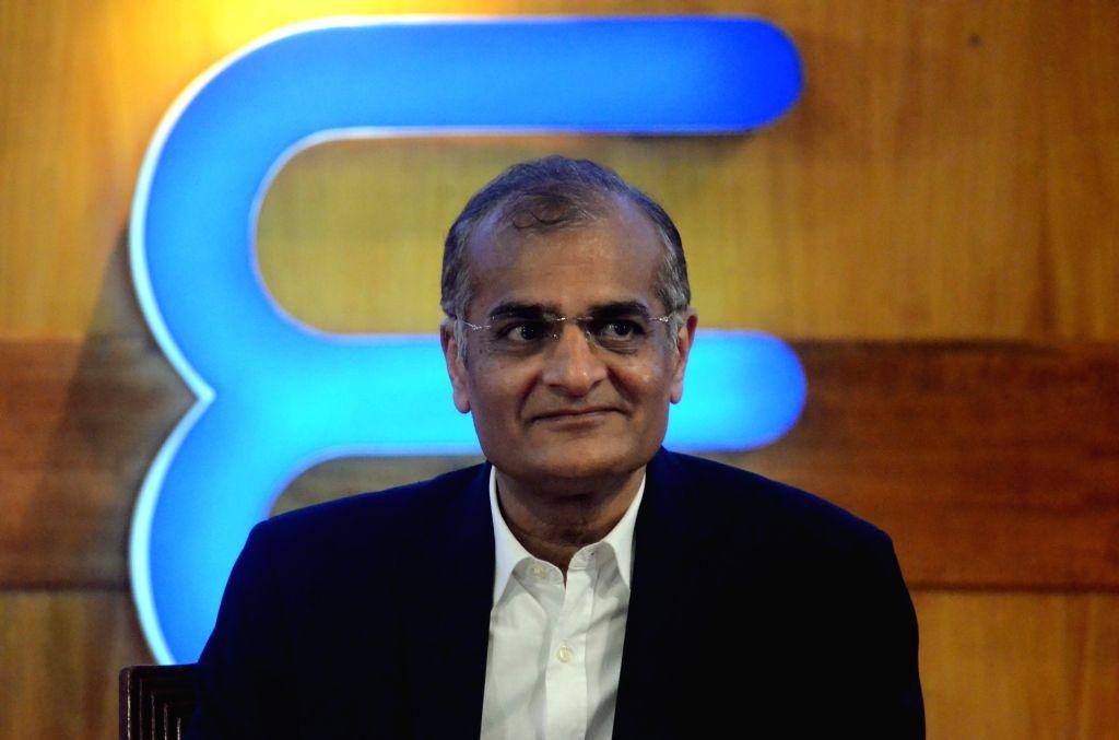 Edelweiss Group Chairman and CEO Rashesh Shah - Rashesh Shah