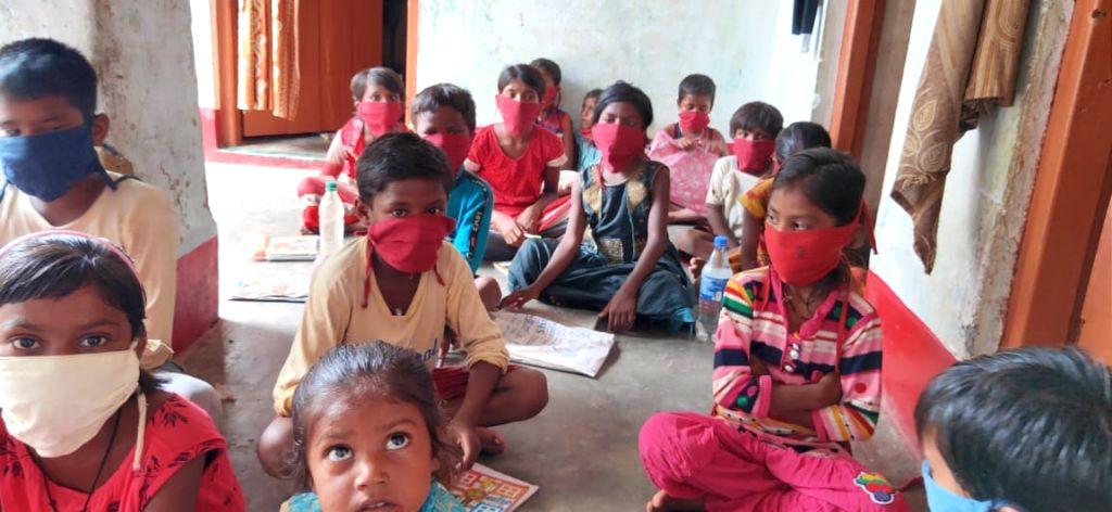 Educating rural children.