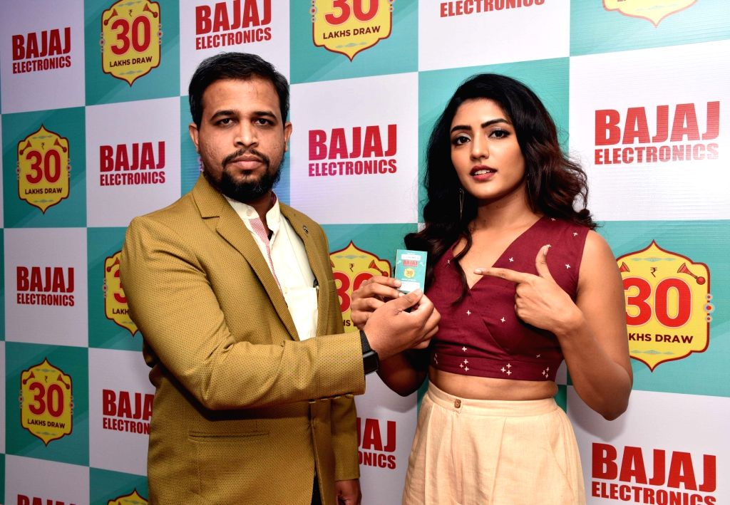 Eesha Rebba Picks the Draw of ? 30 Lakhs Cash Prize
