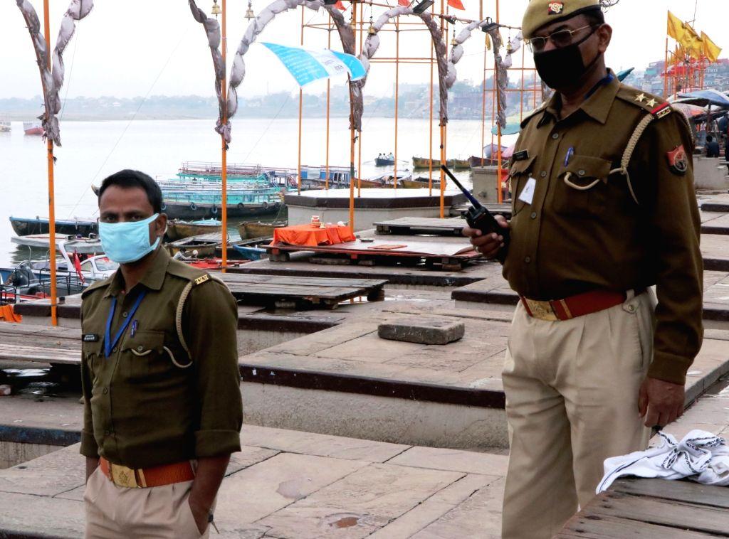 Effect of 'Janata Curfew' in Varanasi.