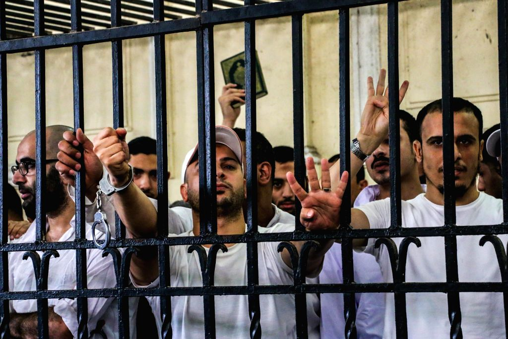 Egypt releases 15 opposition politicians, activists