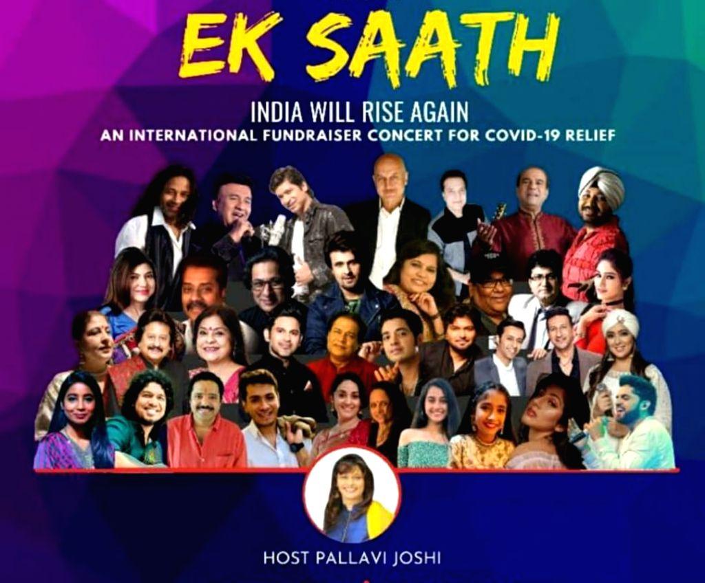 Ek Saath India Will Rise Again Concert transcends generations.