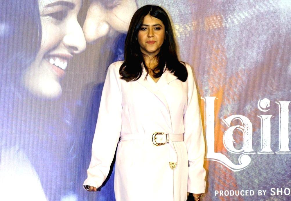Ekta Kapoor. (File Photo: IANS) - Ekta Kapoor