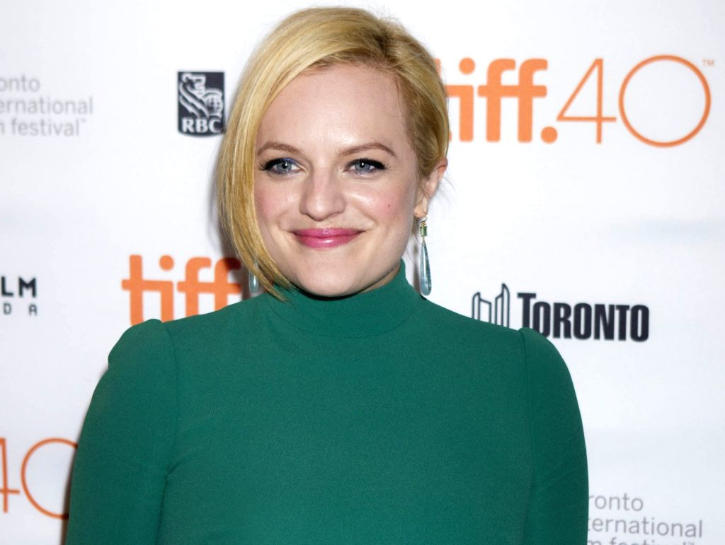 Elisabeth Moss. (File Photo: IANS)
