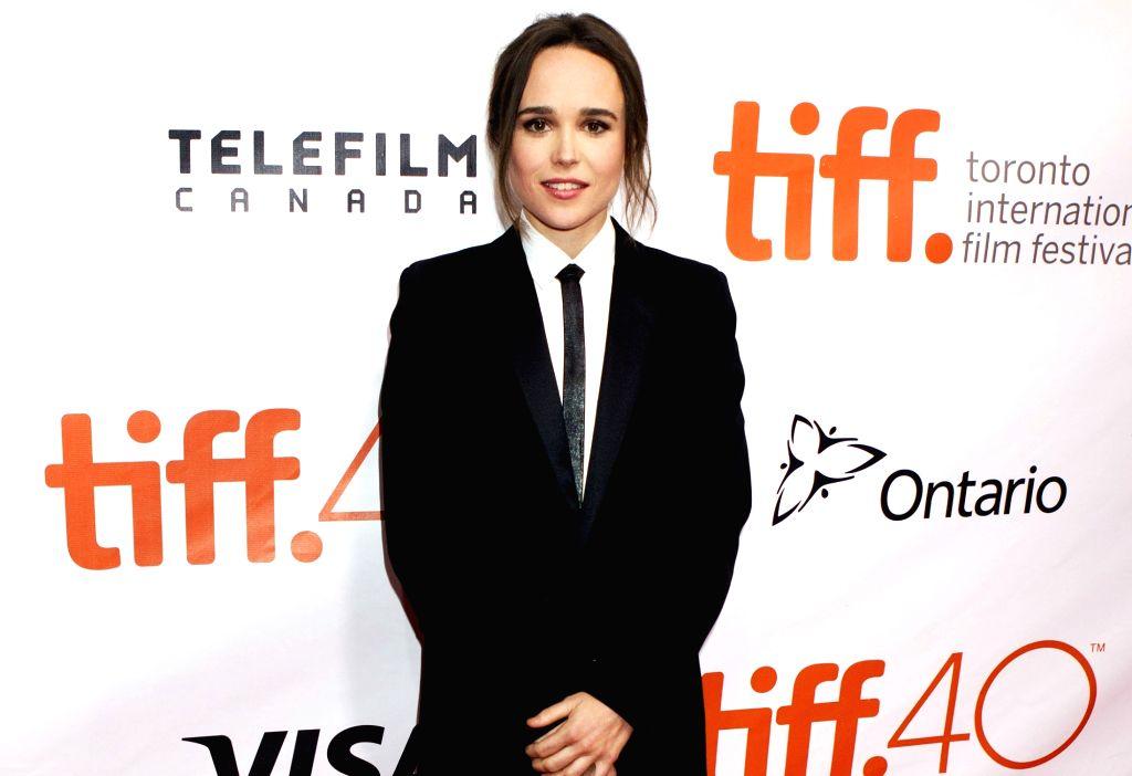 Ellen Page. (File Photo: IANS)