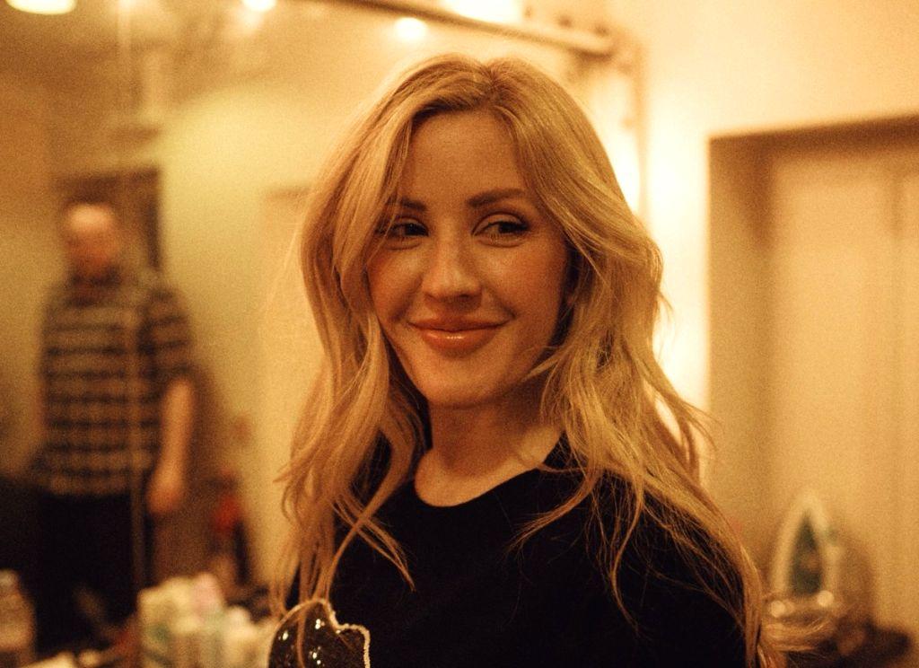 :Ellie Goulding. (Photo: Twitter/@elliegoulding).