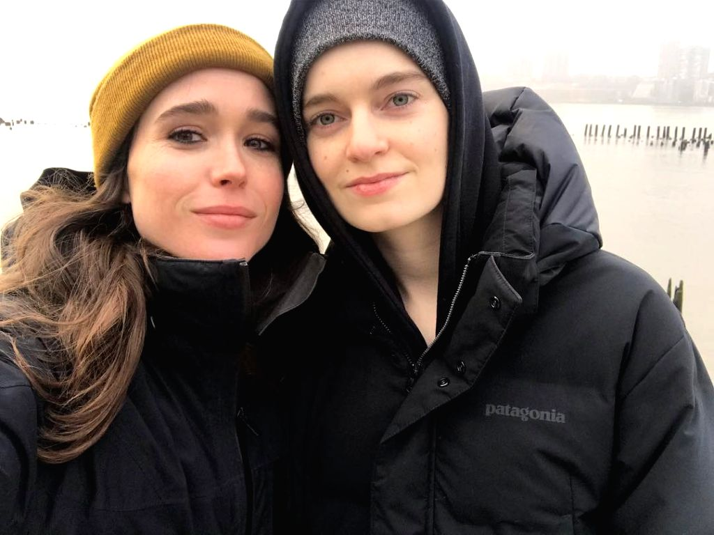 Elliot Page, wife Emma Portner headed for divorce (Credit: Instagram)