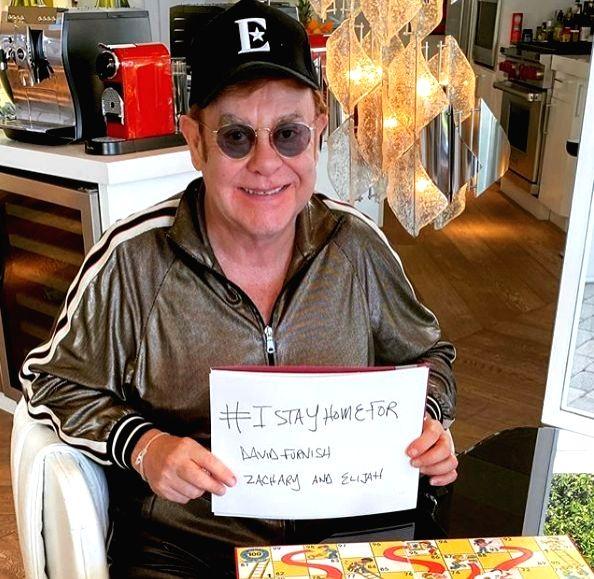 Elton John cancels tour due to coronavirus pandemic.