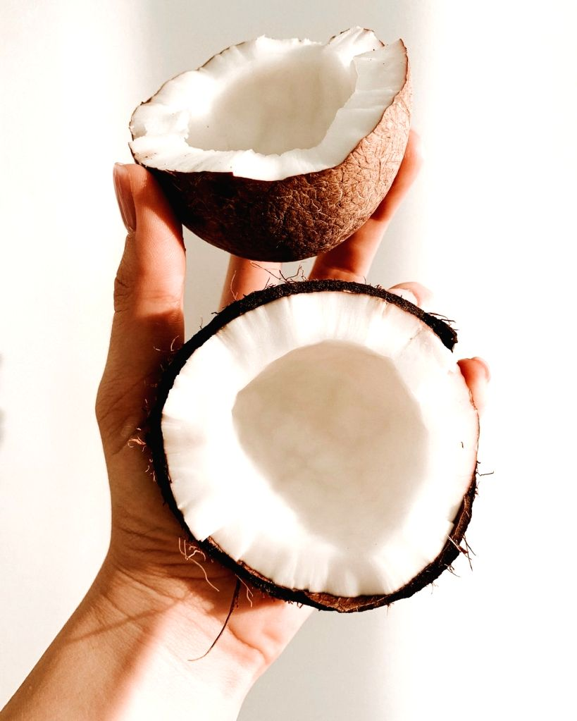 Embrace the power of virgin coconut oil.