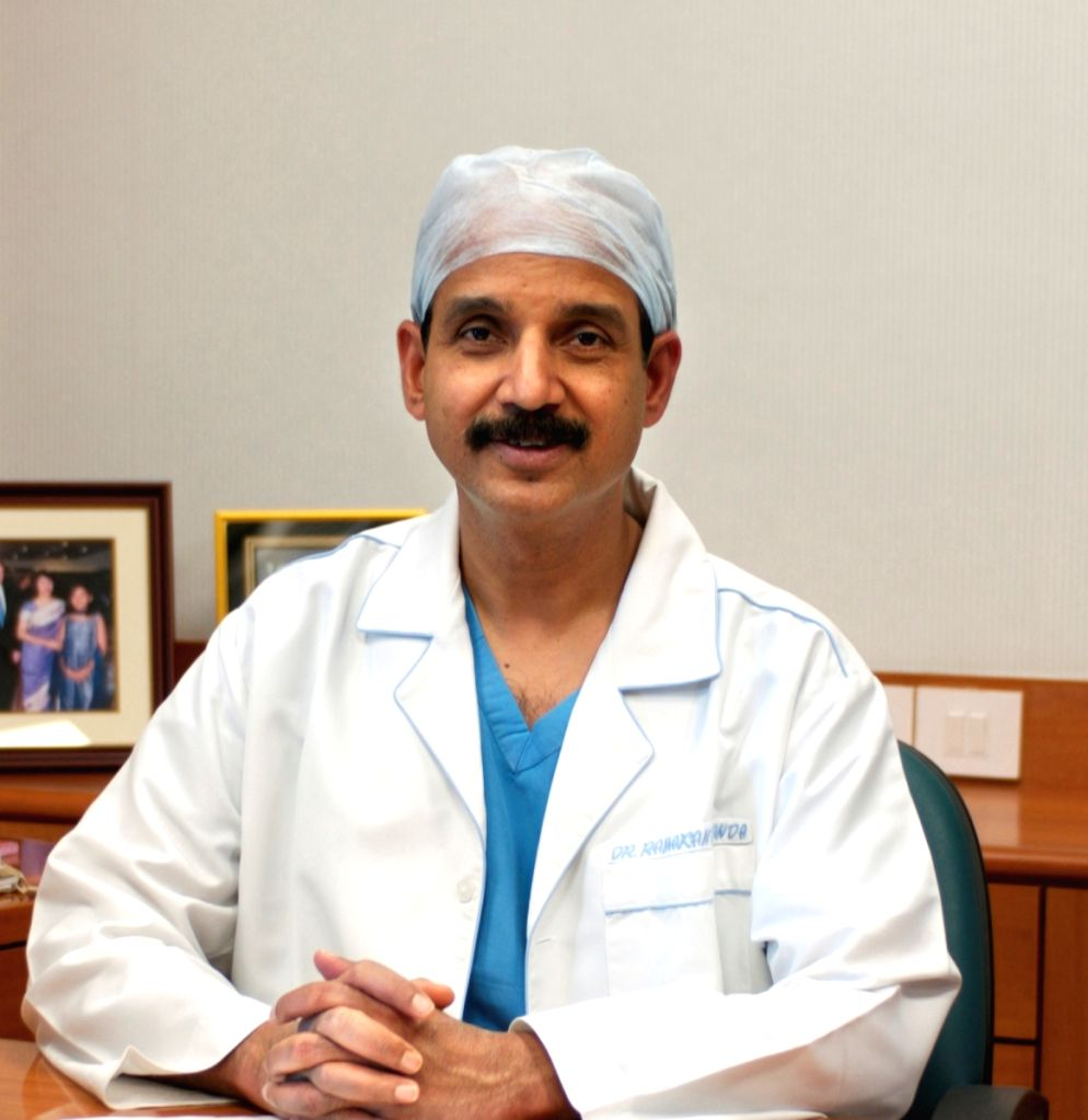 Eminent cardiologist and Asian Heart Institute Vice-Chairman Dr. Ramakanta Panda.