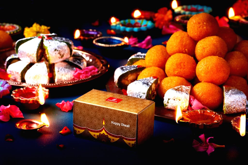 Emirates' Diwali treats!.
